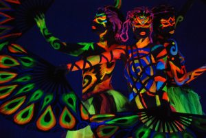 LIGHTSHOW - BODYPAINTING UV