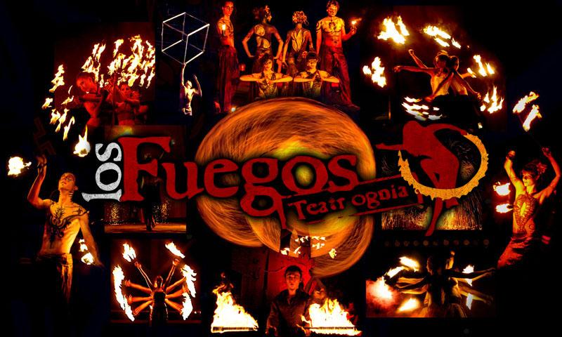 Teatr LOS FUEGOS - Pokaz FIRESHOW