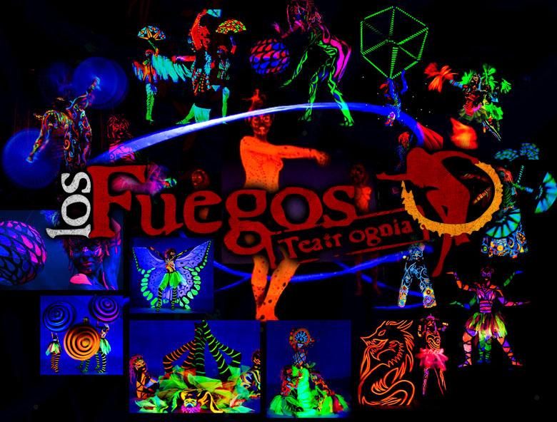 Teatr LOS FUEGOS - UV SHOW
