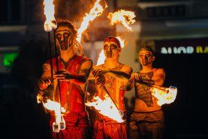 Teatr Ognia LOS FUEGOS